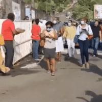 Martinique : Victoire des soignants, Le Pass sanitaire a été annulé à l'hôpital de Trinité en Martinique.