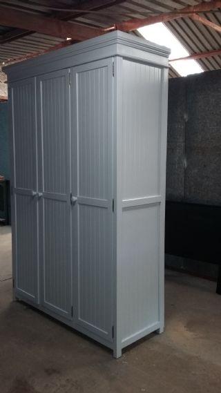 Large 3 Door Grocery unit