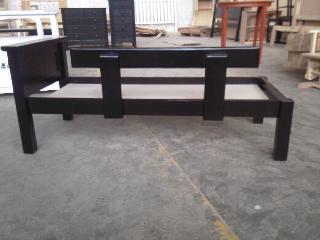 Panel Juvenile Bed