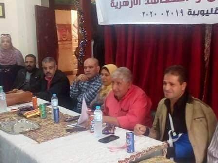 إنتخابات برلمان المدارس تنعقد بمدارس شبين القناطر