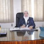 تقرير عن زيارة وكيلة الوزارة لادارة طوخ التعليمية