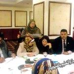 منظمة دعم وحماية الطفولة  فى لقاء مع قيادات وزارة التربية والتعليم بالقليوبية والوزارة لدعم الطلاب السوريين المقيمين بالقليوبية