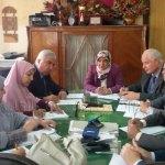 برتوكول تعاون بين كلية التربية جامعة بنها ومديرية التربية والتعليم