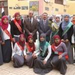 طالبات مشتهر الفنية يحصدن المركز الثاني على مستوى الجمهورية