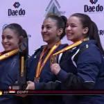طالبات القليوبية يحصدن المركز الاول ببطولة العالم للكاراتيه بأسبانيا