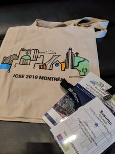 ICSE2019 registration kit
