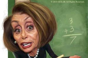 Nasty Nancy Pelosi for Treason