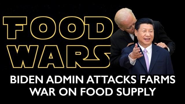 Bidens Planned Food Shortage