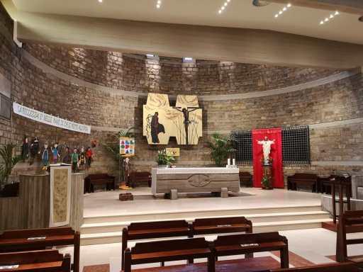 Progetto illuminazione chiesa