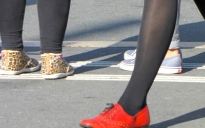 La Chaussure Rouge