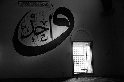 Eski Cami 1, by Elizabeth Angell