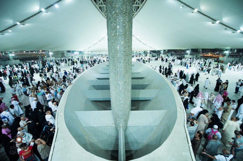 Jamarat photo for Haj Section