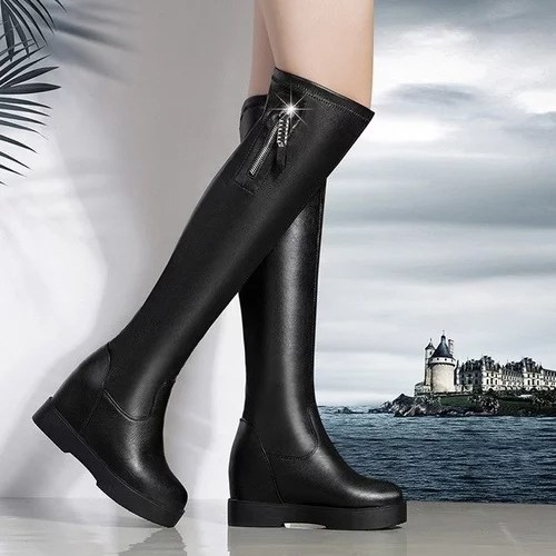 Women Shoes Winter Snow Boots Warm High Quality Over The Knee Boots For Female Winter Hot 4.jpg 640x640 4