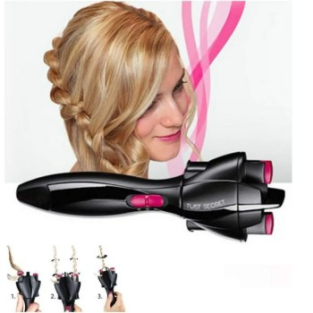 Automatic Hair Braider Styling Tools Electric Two strands Twist Braid Maker Hair Braider Machine Quick Easy