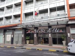 Hotel St. Ellis in Legazpi, Philippines
