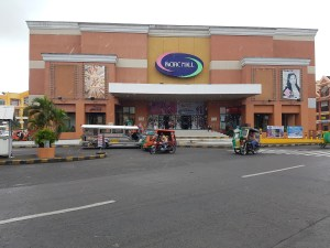 Pacific Mall also known localy as Gaisano