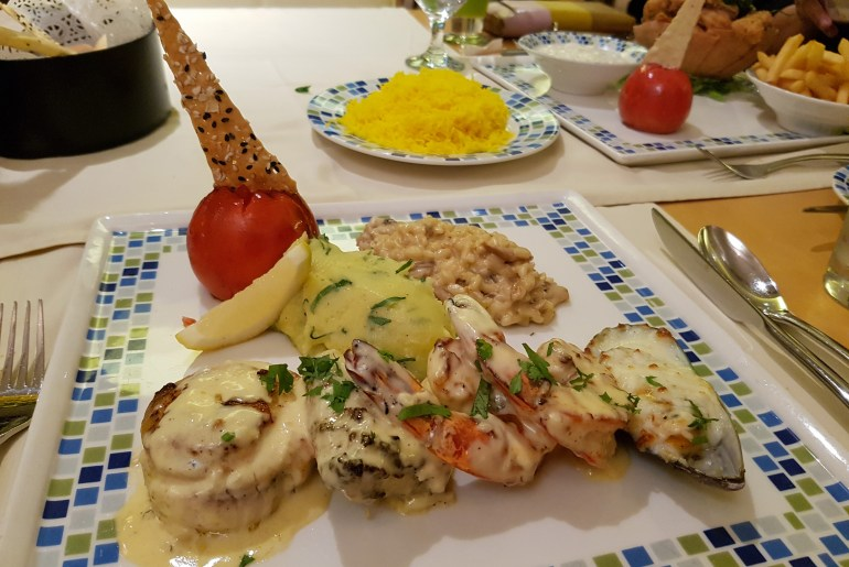 Village Seafood Grill