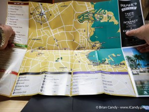 Doha Bus Tour Map