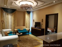 Saraya Corniche Junior Suite