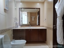 Saraya Corniche Junior Suite Bathroom