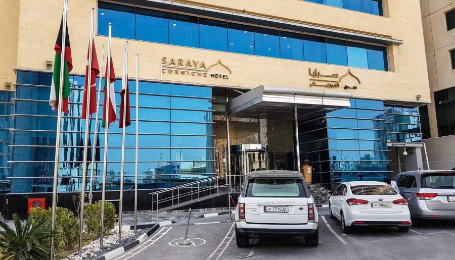 The Saraya Corniche Hotel – 5 Stars for just QR 236