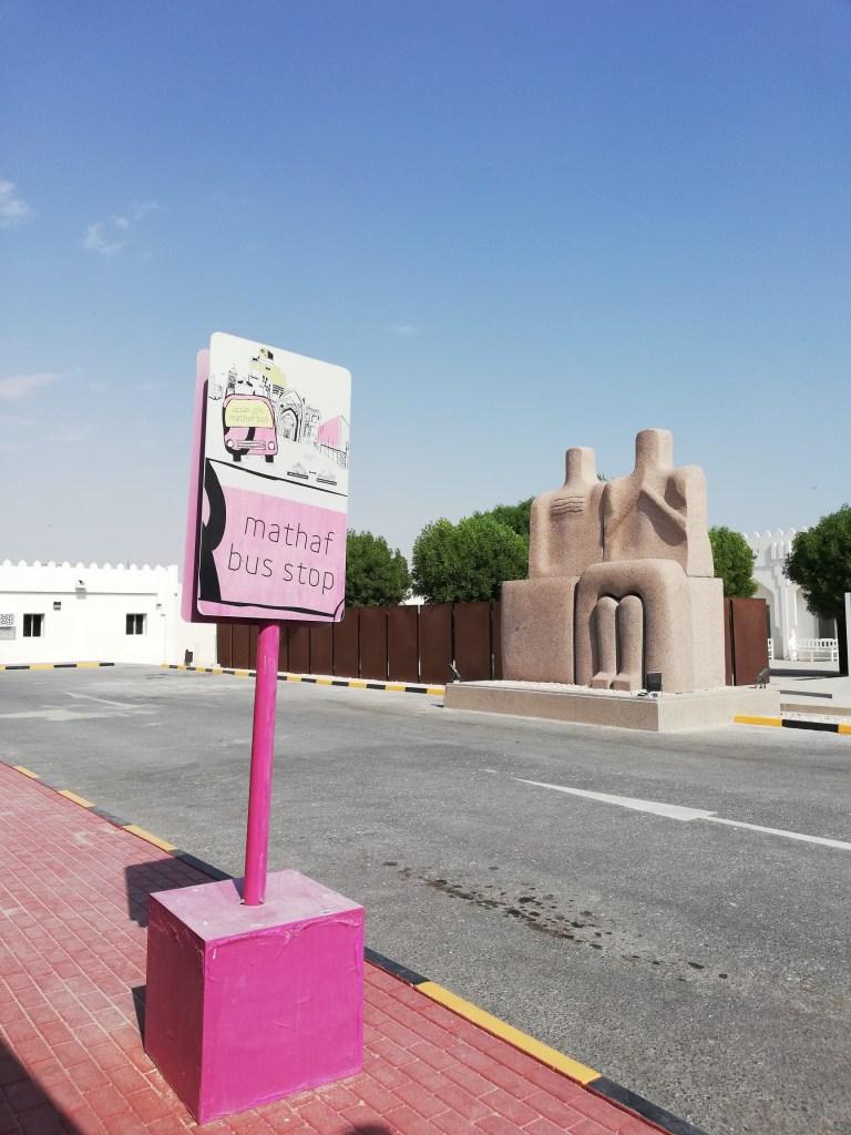 Mathaf Bus Stop