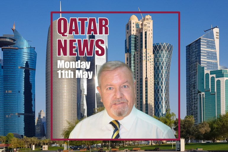 The Qatar News in 60 Seconds – Monday 11th May 2020