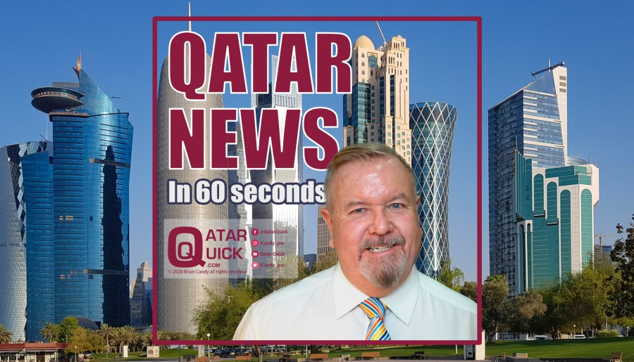 Qatar News in 60 Seconds now a Podcast