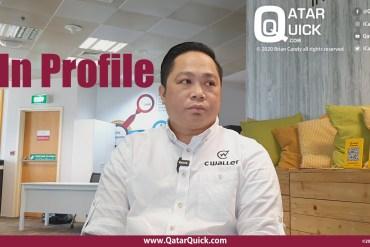 In Profile :: Michael Javier CEO cwallet