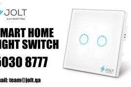 Jolt Smart Home Light Switch