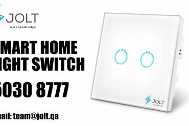 Jolt Smart Home Light Switch