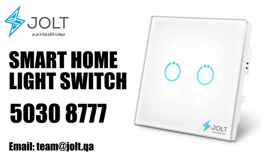 Smart Home Light Switch from Jolt