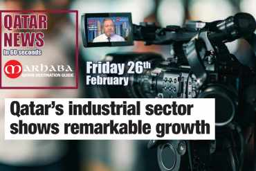 Qatar's industrial sector shows remarkable growth