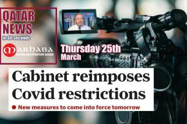Cabinet reimposes Covid restriction's