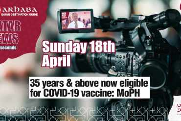 35 years and above now eligible for COVID-19 vaccine