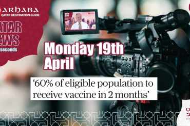 60% of eligible population to receive vaccine in two months