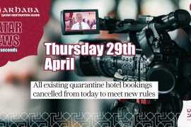 All existing quarantine hotel bookings cancelled