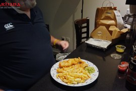 Thursday Night Takeaway - Fish and Chips