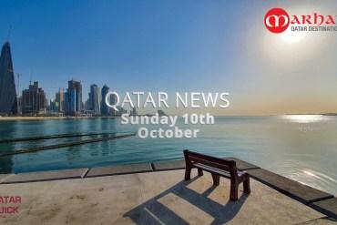 Qatar News Papers Sun 10th Oct