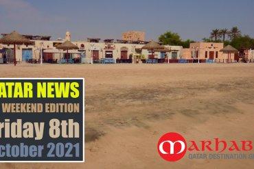Qatar News Week Fri 8th Oct 2021