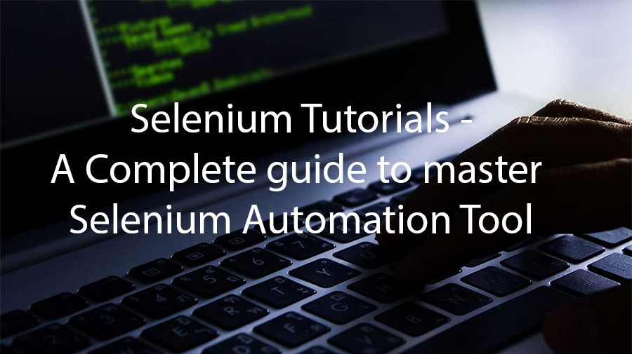 Qa Tech Hub - Selenium Tutorials