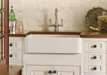 Franke FHK71036 36 Fireclay Apron Sink  QualityBathcom