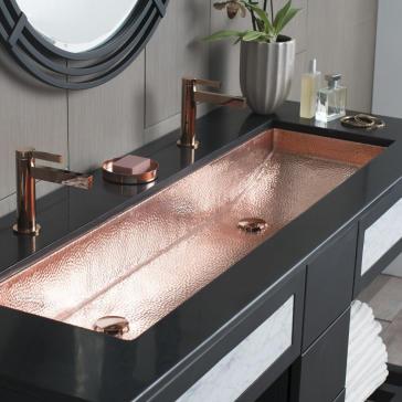 Native Trails CPS208 Trough Bathroom Sink  QualityBathcom