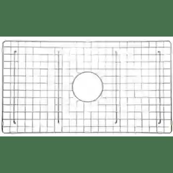 Rohl WSGUM3018 Wire Sink Grid For Um3018 Kitchen Sink