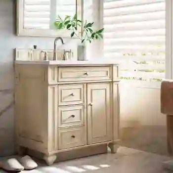 James Martin 157 V30 Bristol 30 Bathroom Vanity Qualitybath Com