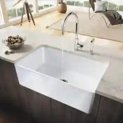 Blanco Kitchen Sink How Much To Reface Cabinets 524259 Cerana Ii 33 Apron Front Formerly Model Image 1