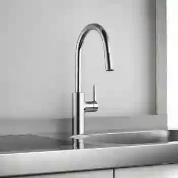 kwc kitchen faucet wood playsets 10 441 003 luna e qualitybath com image 1