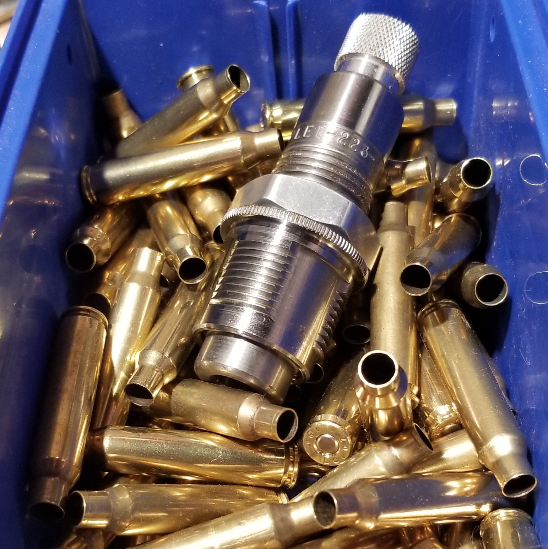 Brass Case Weights