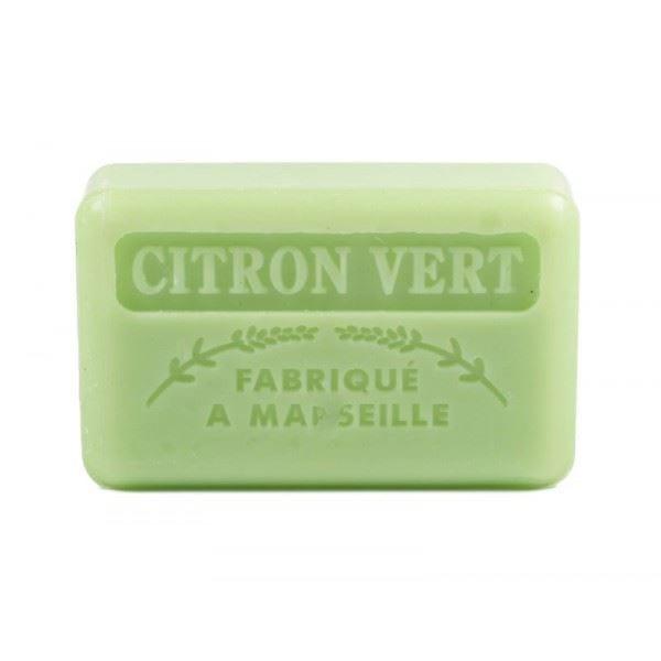 125g Marseille Soap Lime