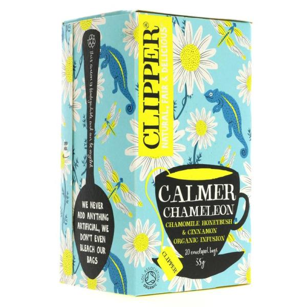 Clipper Calmer Chameleon Tea